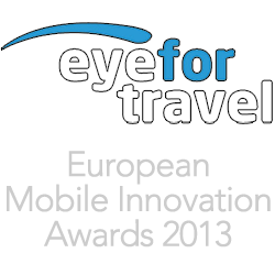 eye for travel award winner